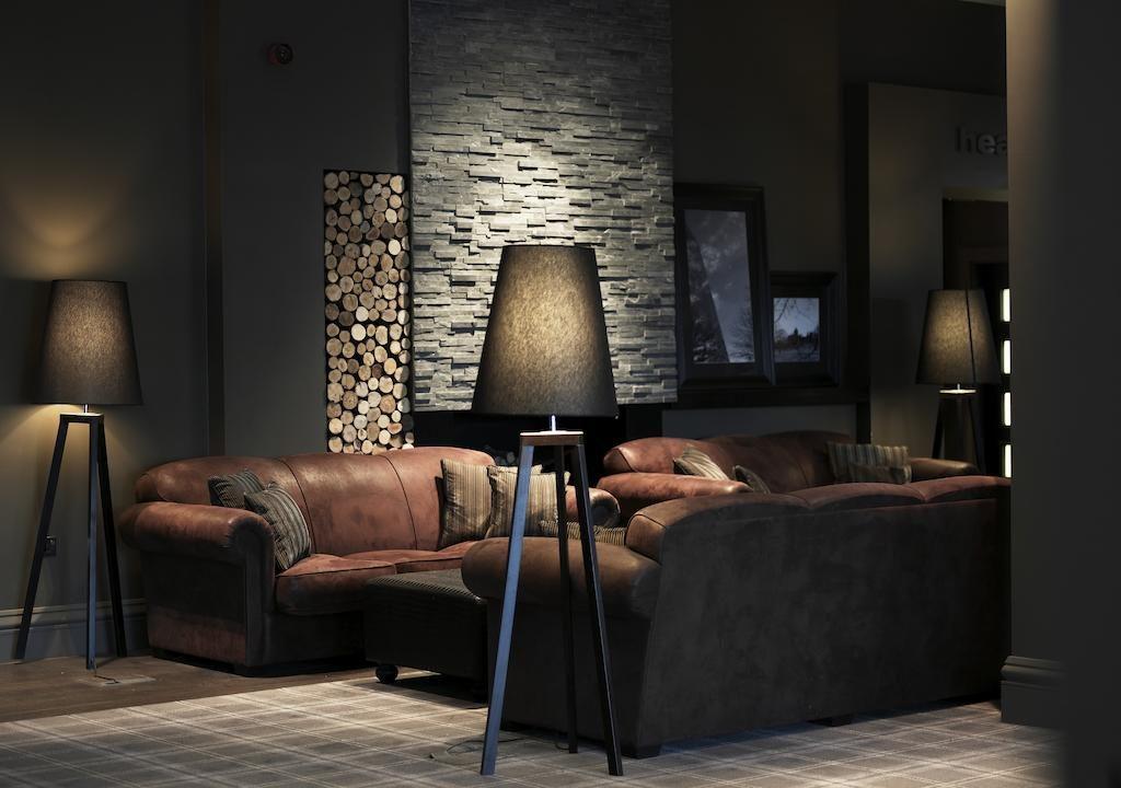 Sponsor Lounge area
